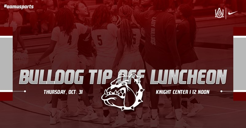 Bulldog Basketball Tip Off Luncheon Scheduled for Oct. 31
