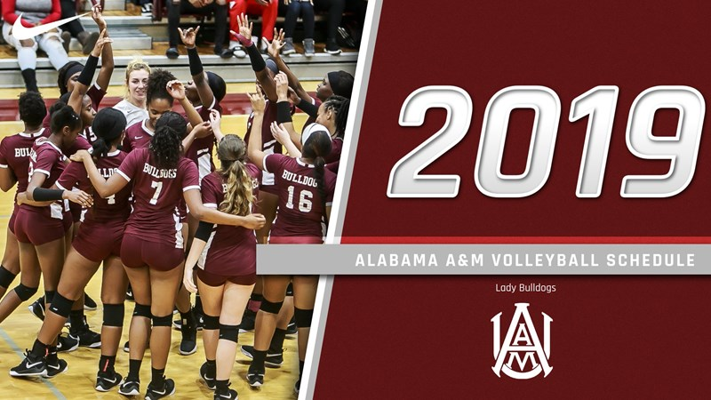 Alabama A&M Volleyball releases 2019 schedule